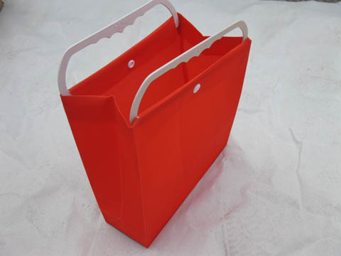 Wedding Gift Bags Australia : Red Wedding Gift Bag w/Button 25cm [bag-ot57] - USD12.00 : Oz Wedding ...