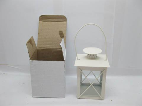 1X White Mini Lanterns Bombonieres Wedding Favours we la5