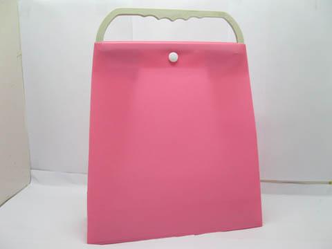Wedding Gift Bags Australia : Pink Wedding Gift Bag w/Button 25cm [bag-ot64] - USD12.00 : Oz Wedding ...